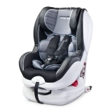 Autosedačka Caretero  Defender Plus Isofix grey 2017