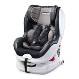Autosedačka Caretero  Defender Plus Isofix 2017 graphite